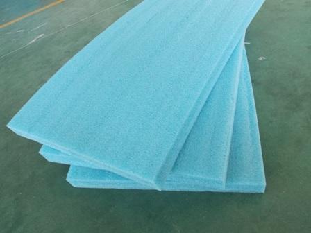 浅谈珍珠棉板材生产的发展